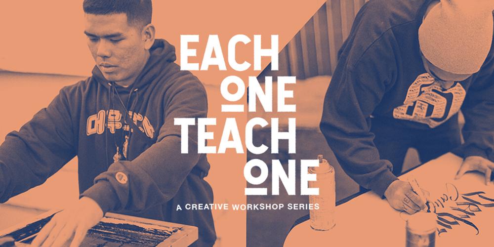 Each One Teach One Workshops