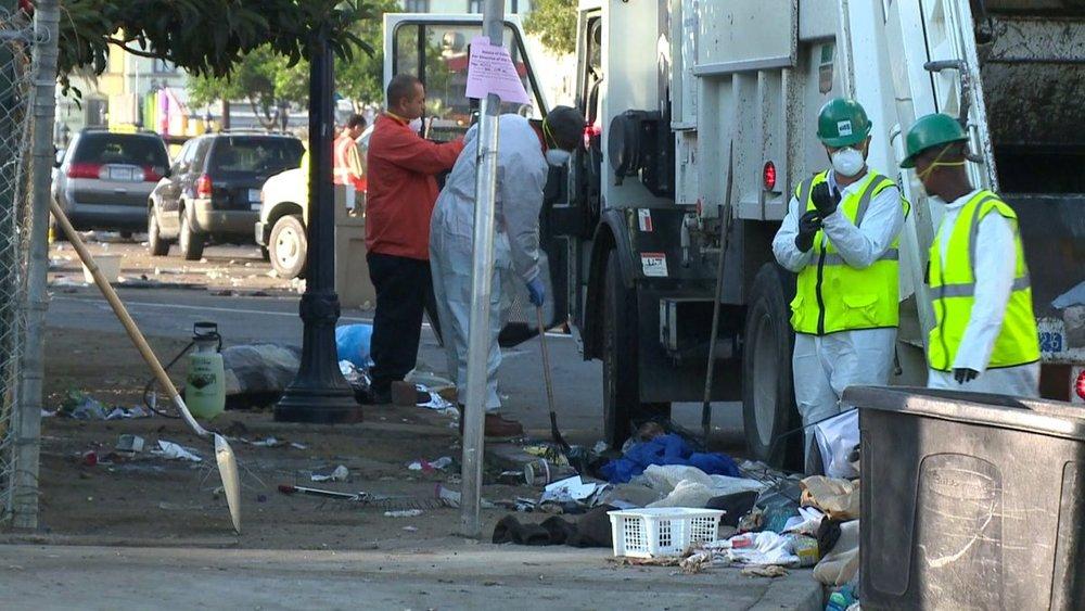 Hepatitis A Outbreak in San Diego