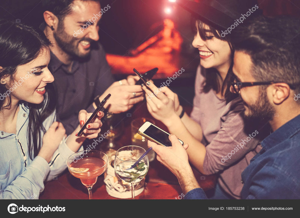 """To be honest, idk I just looked up """"people drinking phone"""" and this looked funny"""