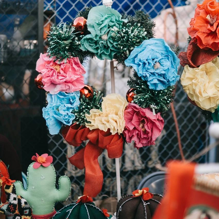 Del Barrio Flea Market