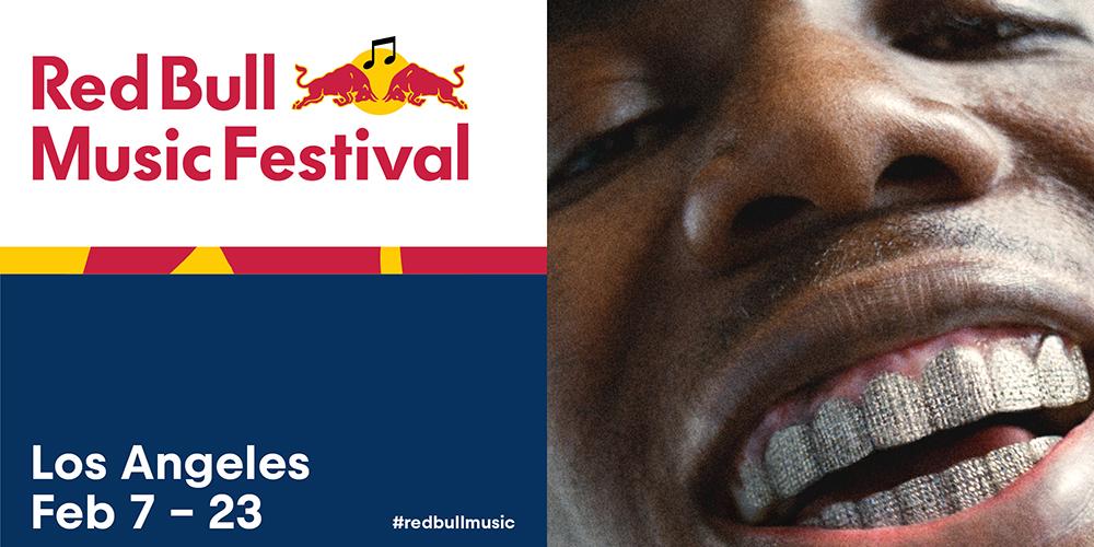 Red Bull Music Festival Los Angeles