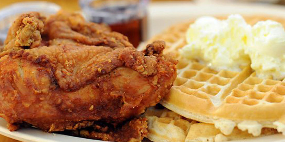 Roscoes Chicken N Waffles opens in San Diego