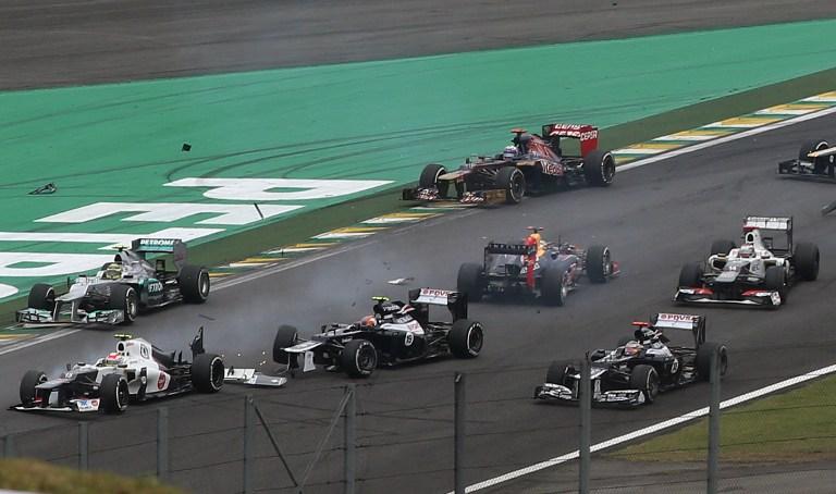 2012 BRAZILIAN GRAND PRIX FULL RACE - FULL RACE BRAZIL 2012