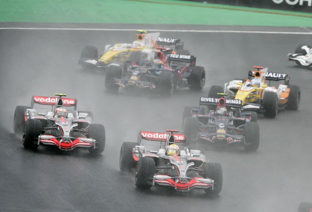 F1 2008 BRAZILIAN GRAND PRIX FULL RACE - F1 2008 BRAZILIAN GRAND PRIX FULL RACE