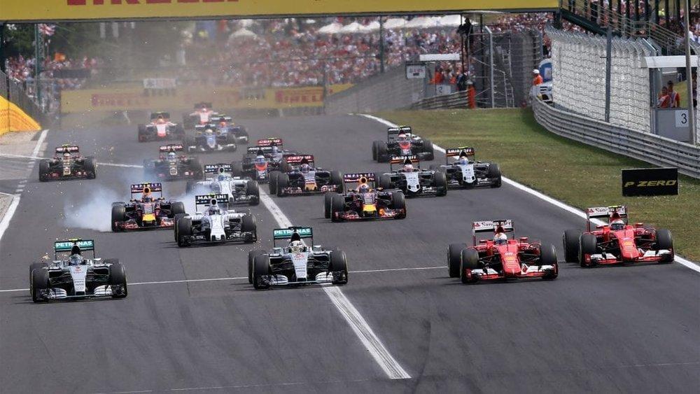 F1 2015 HUNGARIAN GRAND PRIX FULL RACE - F1 2015 HUNGARIAN GRAND PRIX FULL RACE