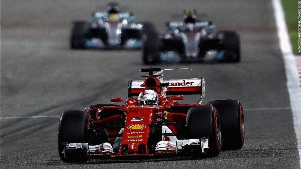 F1 2017 BAHRAIN GRAND PRIX FULL RACE - F1 2017 BAHRAIN GRAND PRIX FULL RACE
