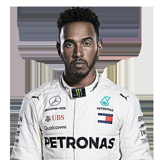 Lewis Hamilton -