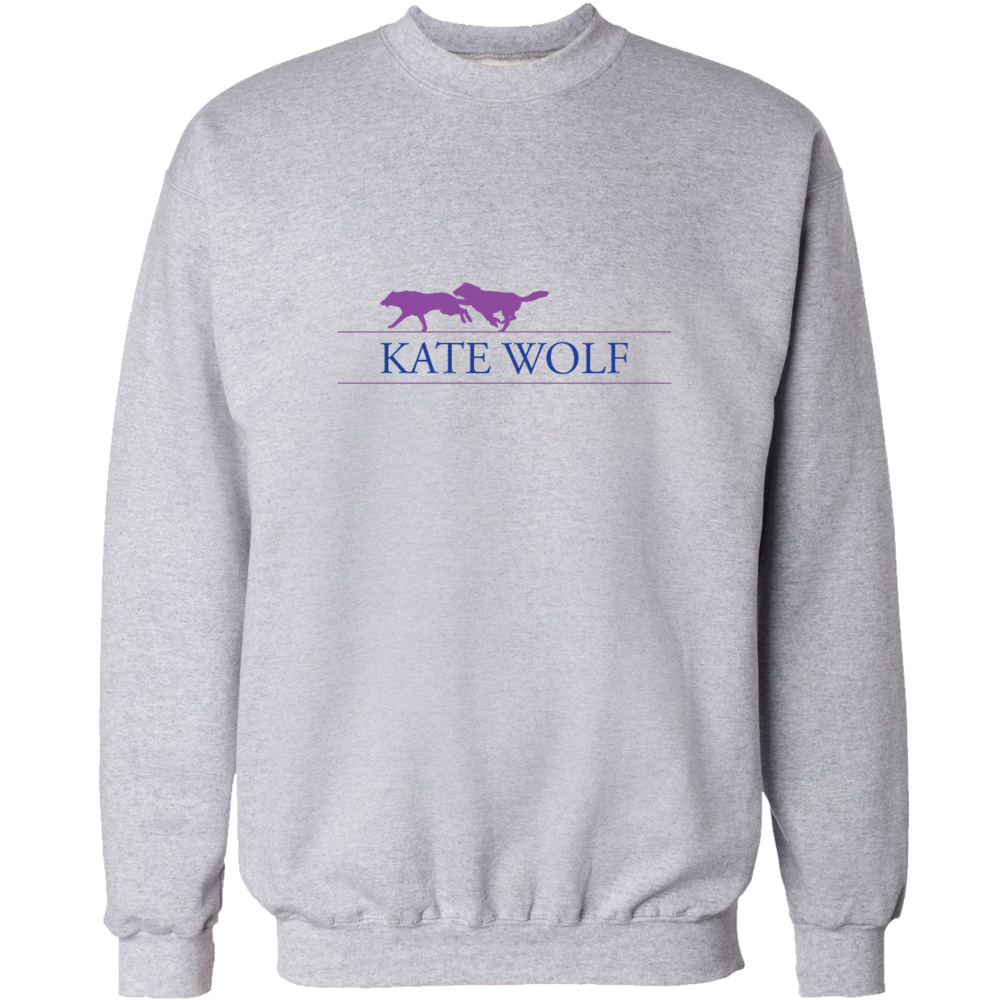 8178ae498 Kate Wolf Running Wolves Sweatshirt — Official Kate Wolf Website
