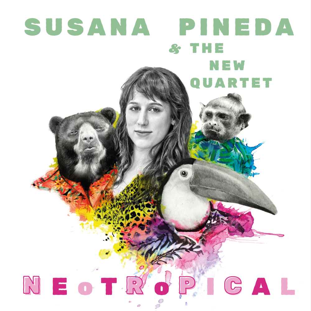 New Album! - Neotropical, is a blend of of modern jazz and Latin rhythms. It is a musical fusion of the modern and the traditional, the city and the nature, of North and South America.