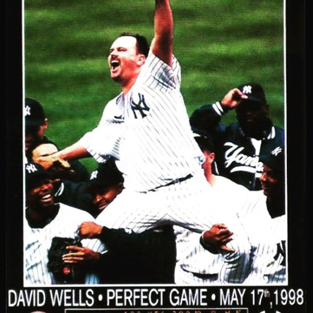 We are so excited to have many of @davidwells33 friends, family and fans joins us for the Perfect Game 20th Anniversary Party this Thursday.  Go to perfect33foundation.org and join the fun fir two great causes with @jorgeposada_20 @therealjoetorre @berniewilliamsofficial and many others. Bernie Williams and his band will perform. Surprise celebrity guests and video of the perfect game. ⚾️⚾️⚾️ . . . . #davidwells #perfect33foundation #baseball #sports #athletes #celebrities #redcarpet #nyc #nyyankees #baseballlegend #charity #fundraiser #indrapr #indrapublicrelations #epicsports #media #newyork #sonyhall #manhattan #baseballfans