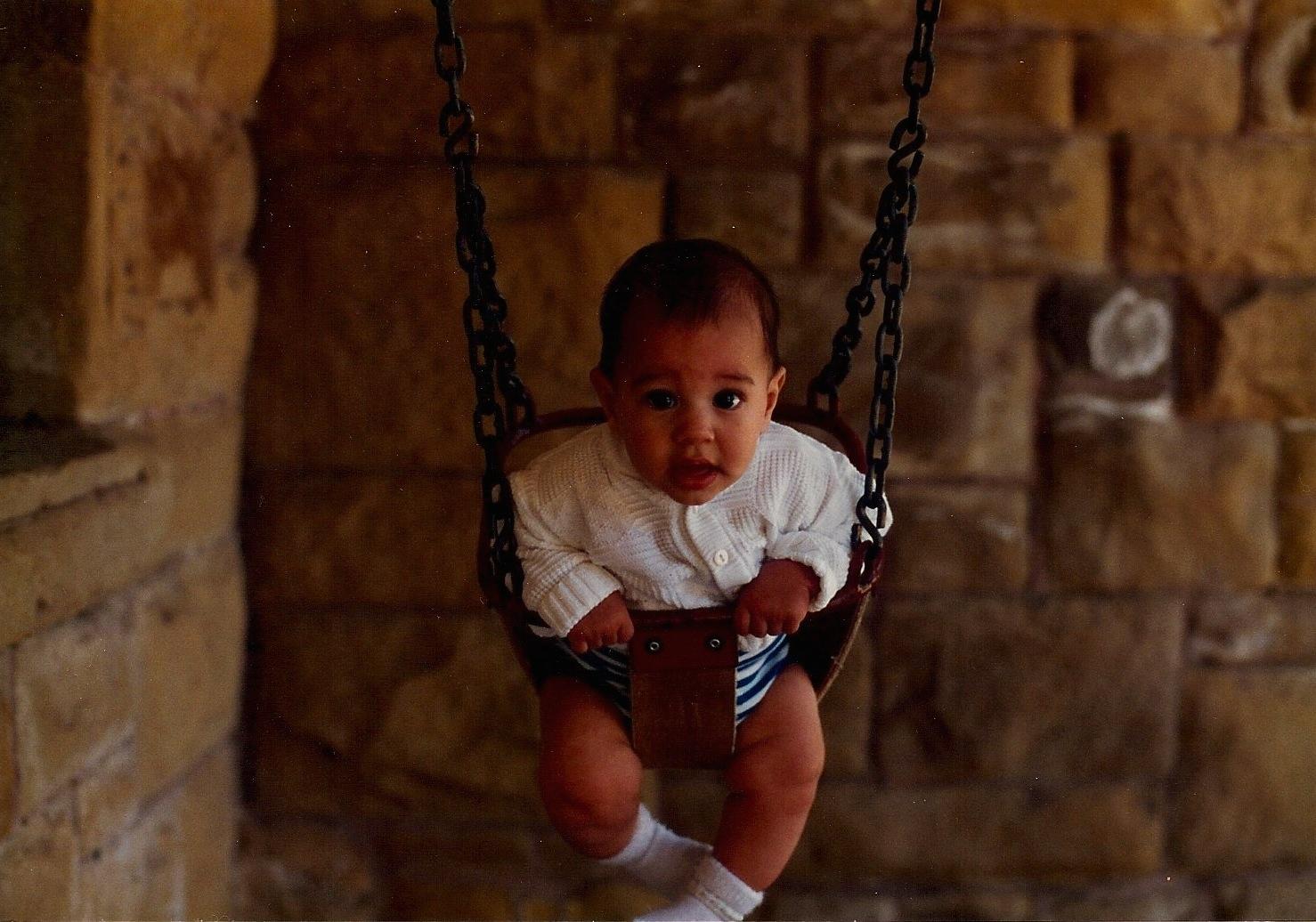 Bran in swing