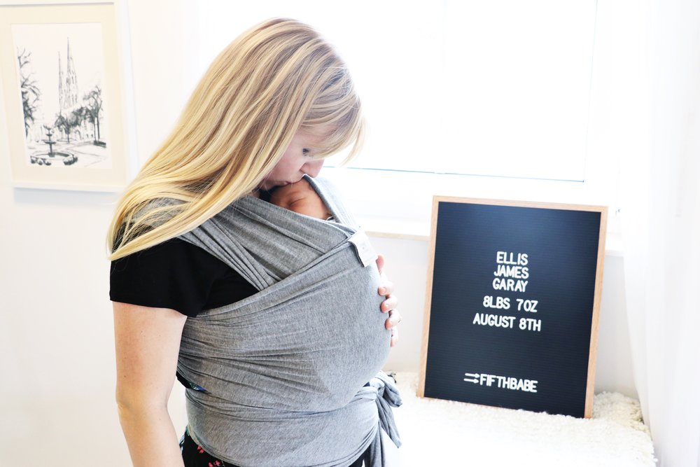 Solly Baby Wrap How To Shannon Garay