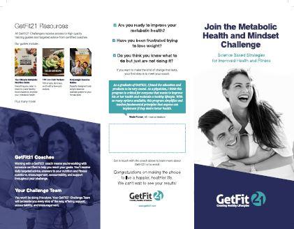 → GETFIT21 Brochure