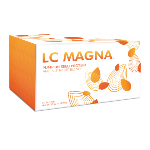 'LC MAGNA' - PALEO | VEGAN | GLUTEN-FREE | SOY-FREE CLICK IMAGE TO ORDER