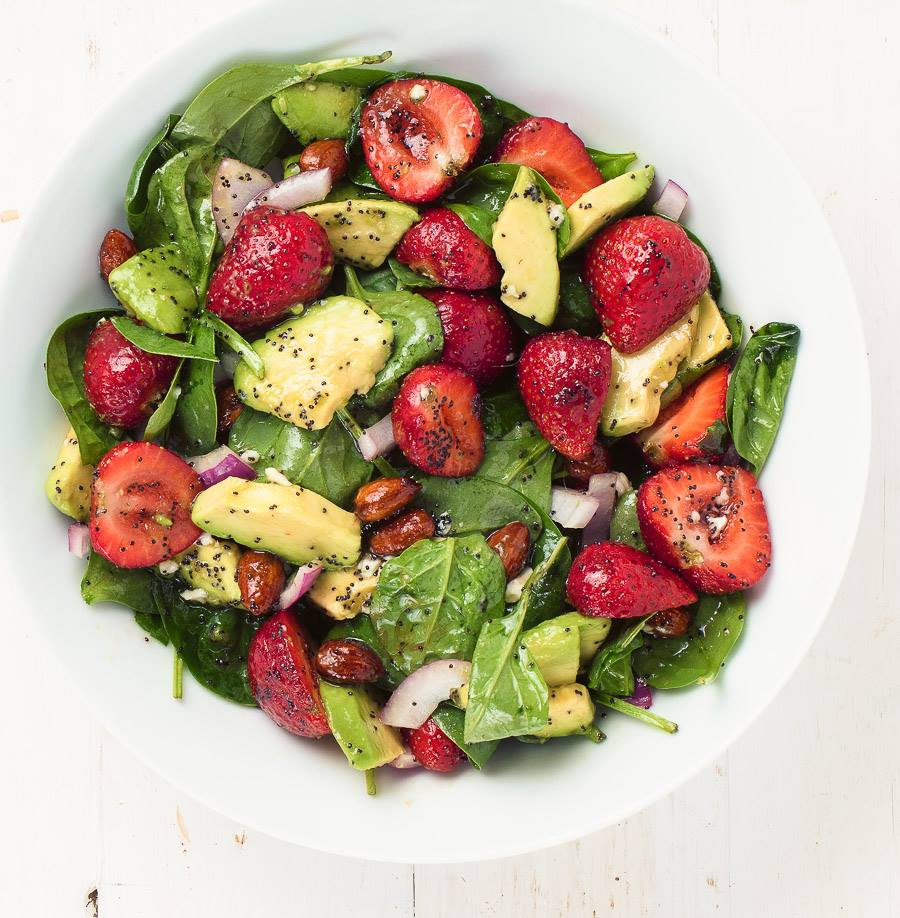 Spinach Salad with Strawberries and Poppy Seed Dressing.jpg