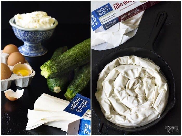 Zucchini Ricotta Spiral Fillo Pie recipe_002.jpg