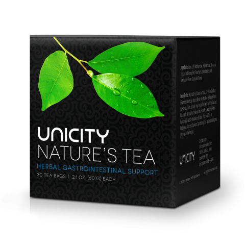 ORDER CLEANSE PK.  with NATURES TEA