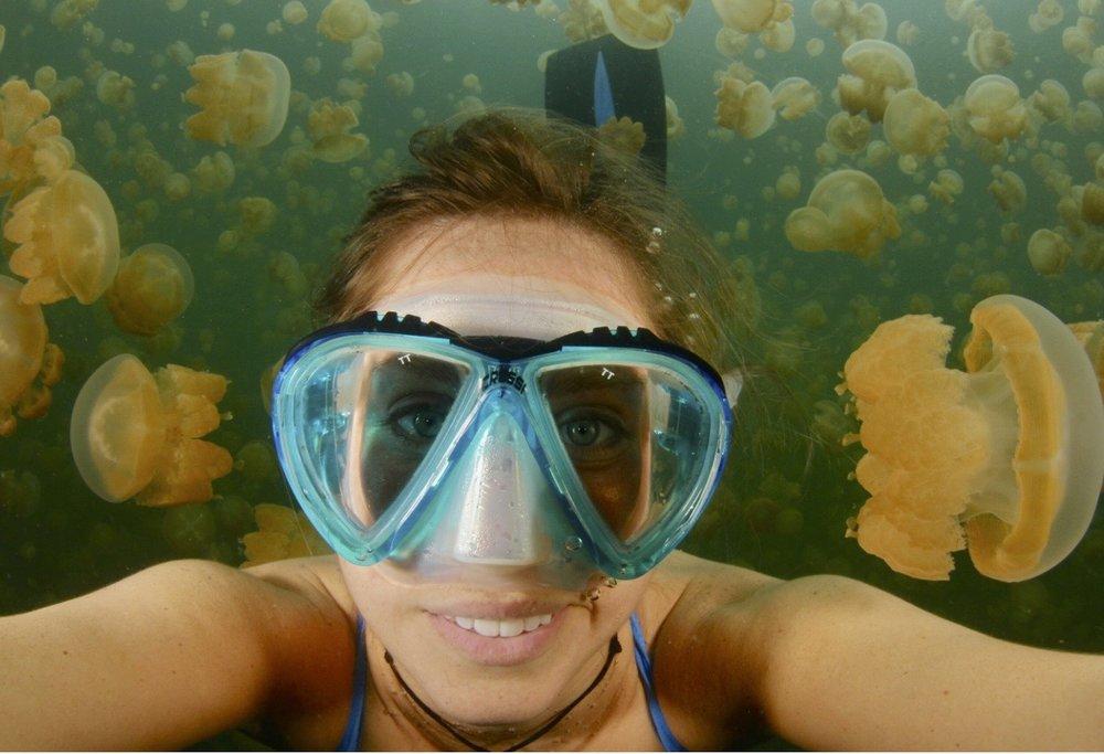 """알렉산드라 """"알렉스""""로즈   알렉스는 Ocean Geographic Magazine의 과학분야 편집장이자 Ocean Geographic Explorer의 편집국장입니다. 또한 그녀는 수중 사진작가이며 프리랜서 작가/편집자이며, PADI 다이브마스터이자 Ocean Artists Society 의 회원입니다.  최근 그녀는 블루링(Blue Ring, Inc.)을 설립했습니다. 이 영리법인에 가입하면, 연간 $25의 회비를 통해 푸른색 실리콘 링을 받게 되며, 바다와 """"결혼"""" 하게 됩니다. 블루링이 존재하는 오직 한가지 이유는, 다수의 소규모 구매를 통해, 미래를 긍정적으로 만들어줄 세계적으로 중요한 해양 탐사 및 보전 프로젝트에 대해 자금을 지원하는 것입니다. 그녀는 블루링을 설립하여 우리의 바다를 더 잘 이해하고, 보호하고자하는 사람들이 접근 할 수 있는 새로운 해양 보전방법을 만들었습니다.  그녀는 프로젝트 관리자로 이 프로젝트 진행에 필요한 물류의 세부사항 조절을 담당했습니다."""