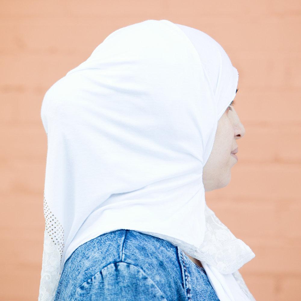 Farzana Safi, Production Sewing Apprentice