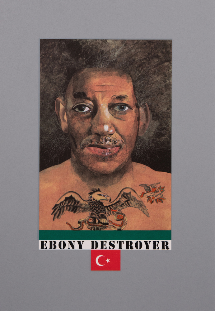 Ebony Destroyer