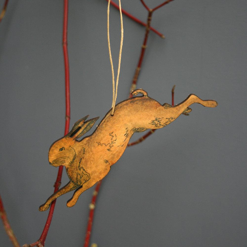 Hare Decoration