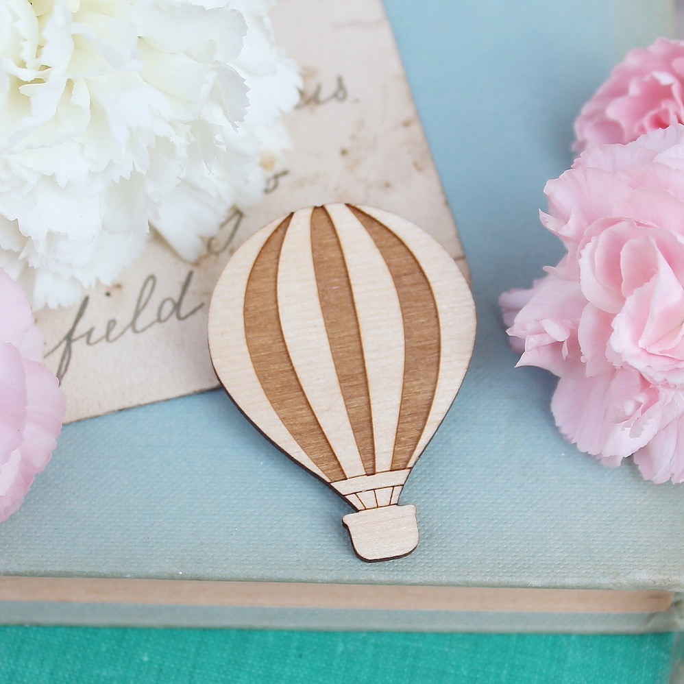 Balloon Brooch