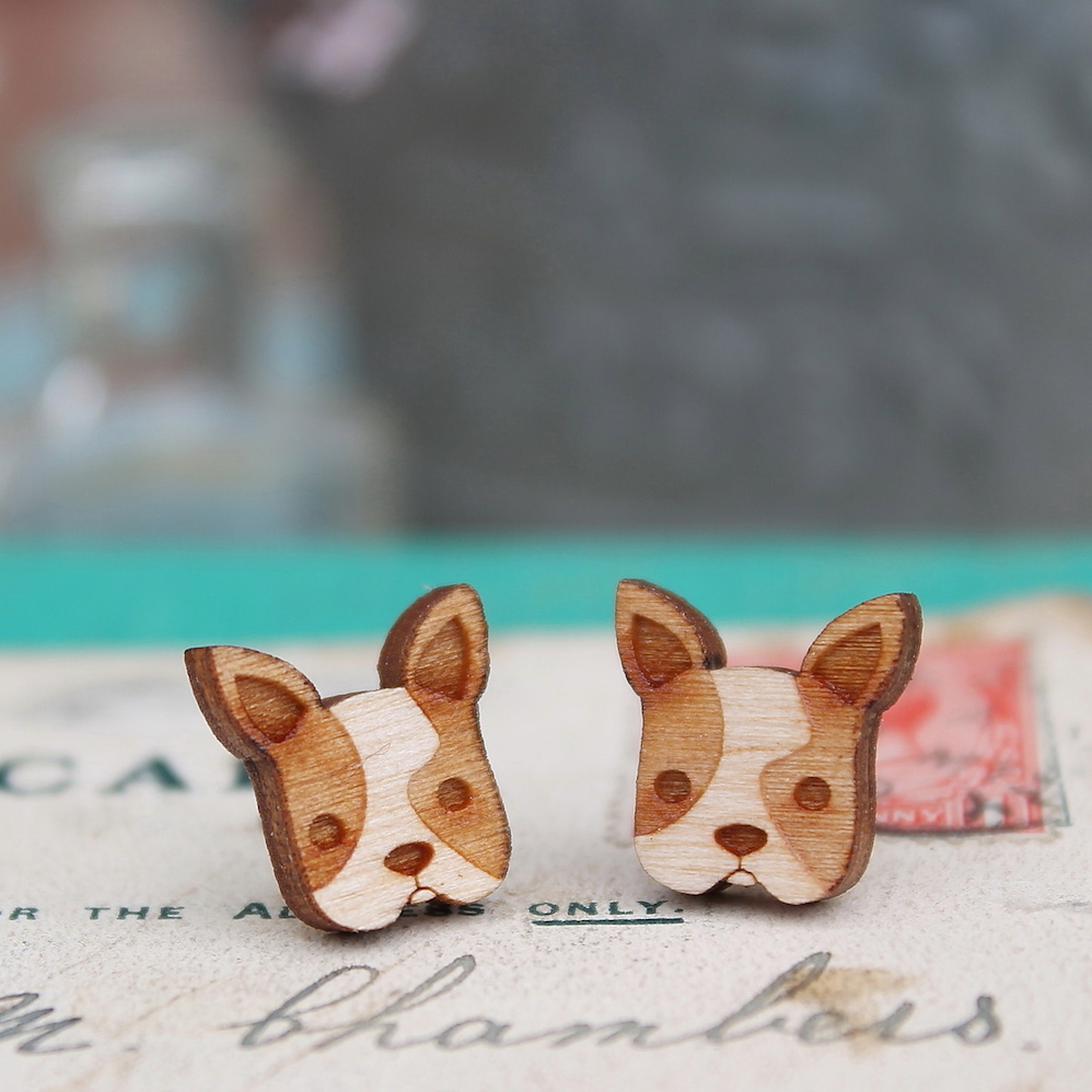 French Bulldog Studs