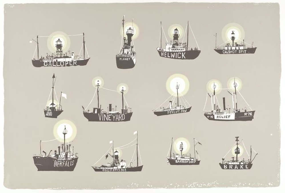 Greysea Lightships