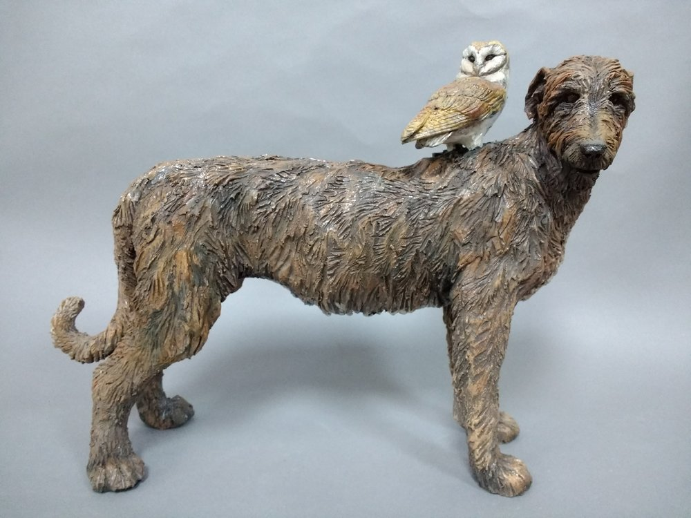 Sallie Wakley, The Hound & Owl