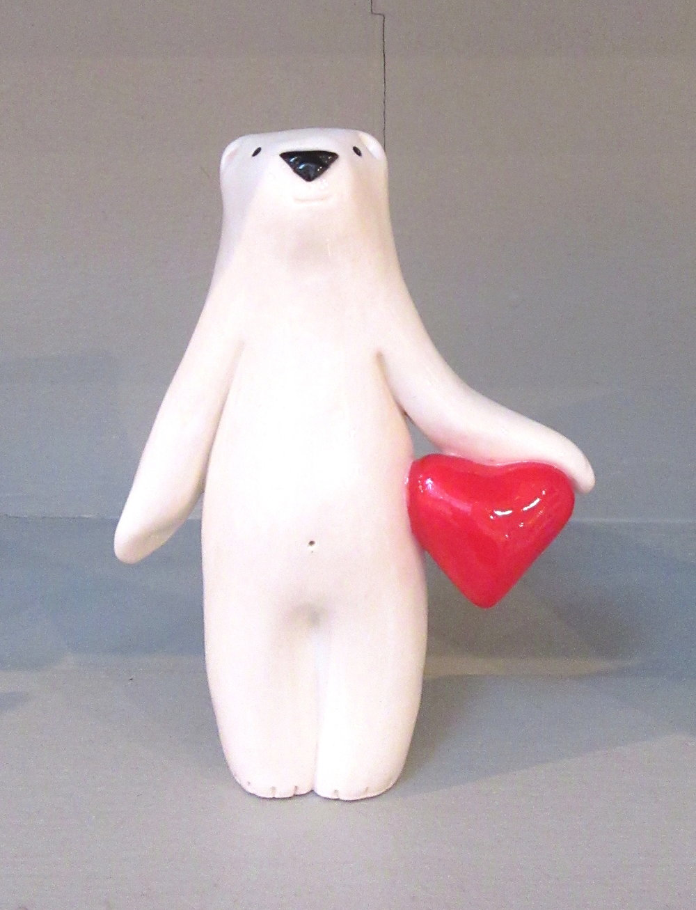 Emma Birts, Ceramic Bear