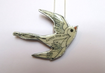 EllyMental, Swallow Necklace