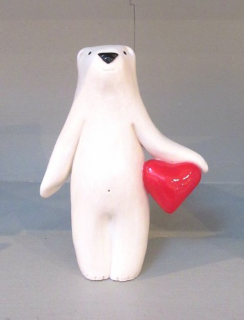 Emma Birts, Ceramic Bears