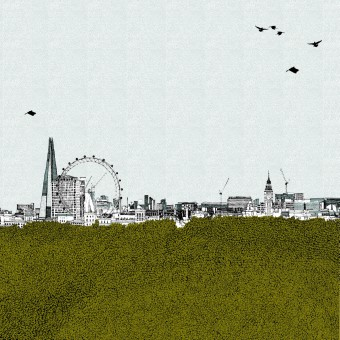 Clare Halifax, Leafy London