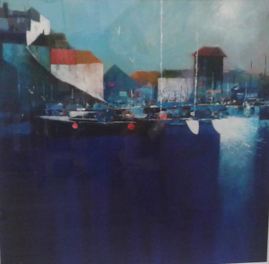 Harbour Blue
