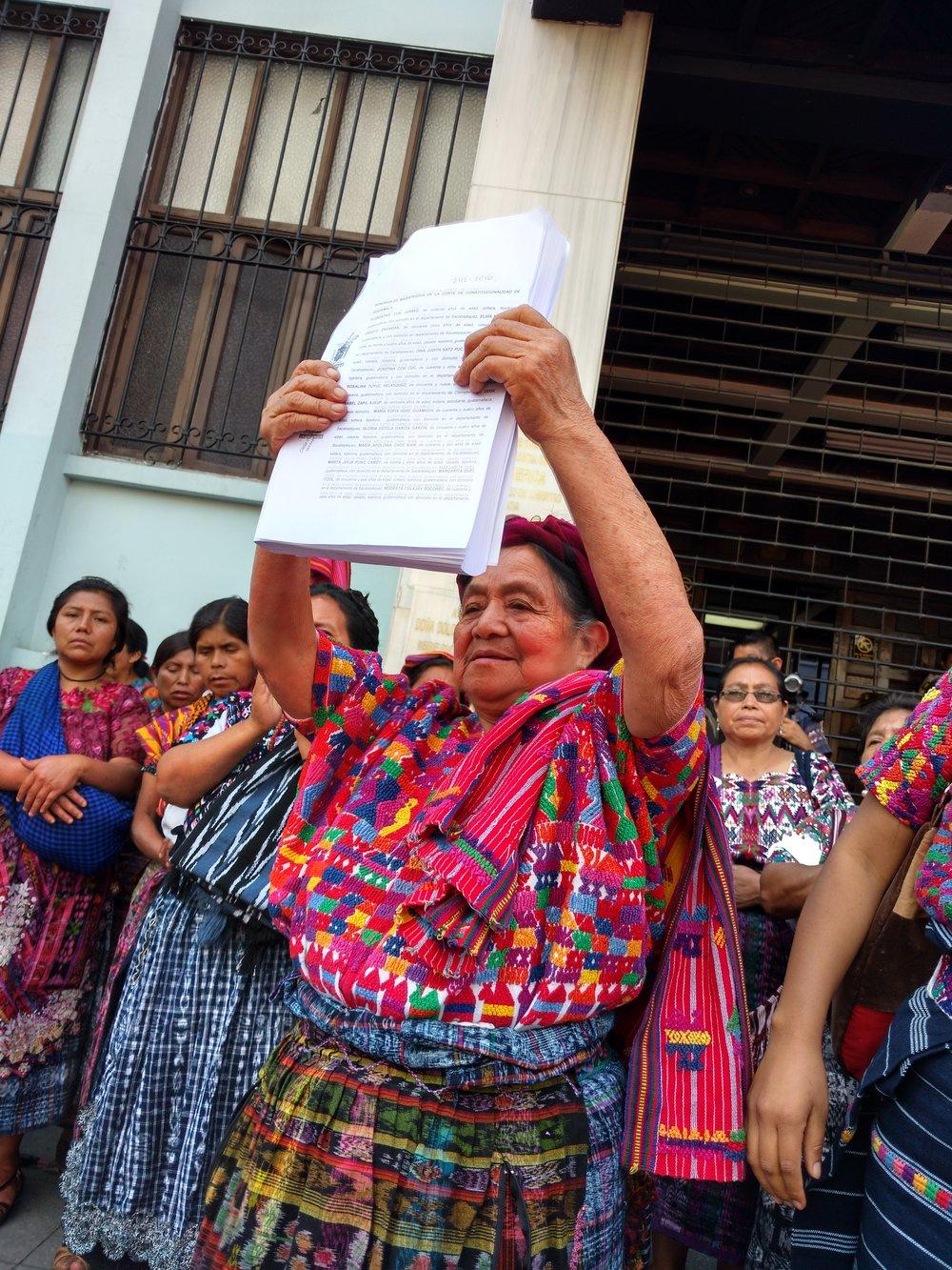 Indigenous Maya Health and Rights Florentina Con