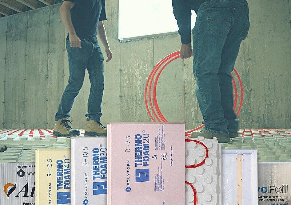Polyform Isolation - Une entreprise québécoise de Granby dont la mission est de « CONCEVOIR ET FABRIQUER DES PRODUITS ET DES SOLUTIONS DE PLASTIQUE EXPANSÉ DE QUALITÉ, NOVATEURS ET INTÉGRÉS, ADAPTÉS AUX BESOINS DE NOS CLIENTS ET PARTENAIRES, TOUT EN FAVORISANT UNE APPROCHE DE DÉVELOPPEMENT DURABLE. »