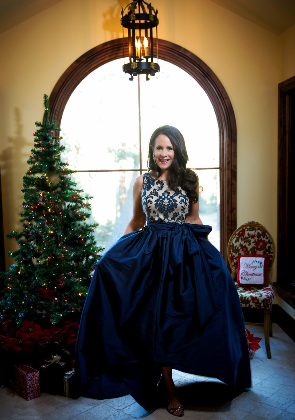 A Christmas Ball Gown | GRACE.GRIT.GLAMOUR. | Colorado Lifestyle ...