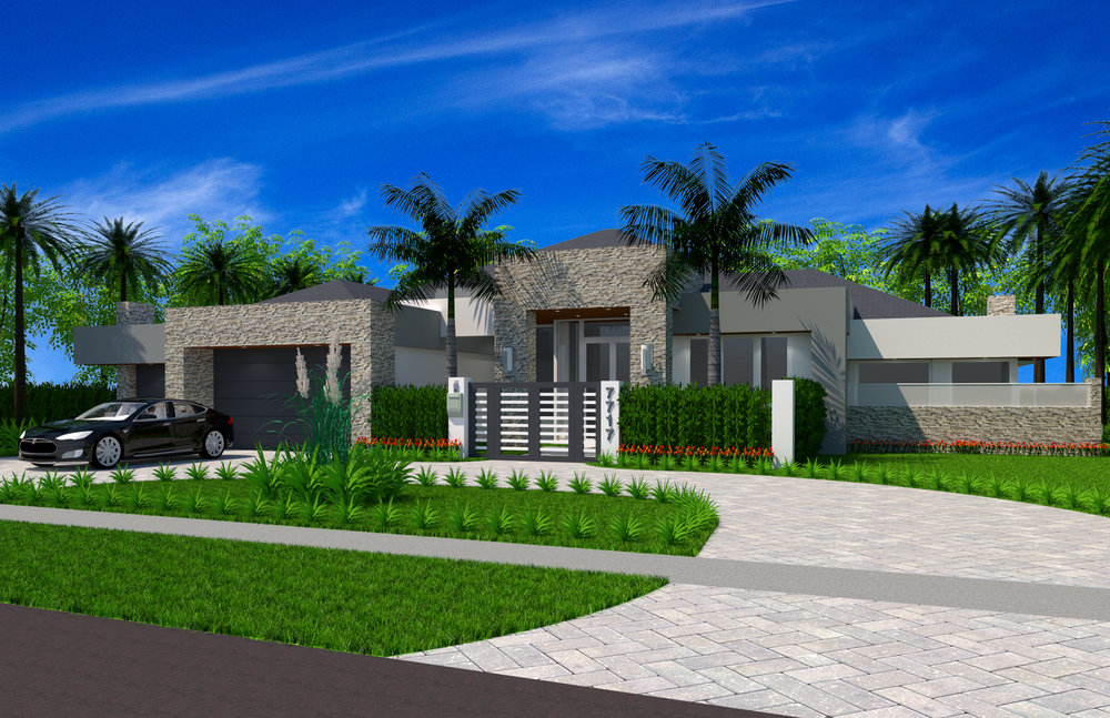 new-modern-home-florida-architecture-render