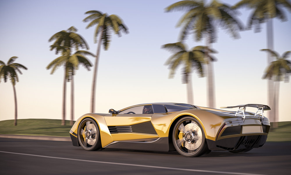 gold-luxury-car-going-for-drive-near-palm-trees.jpg