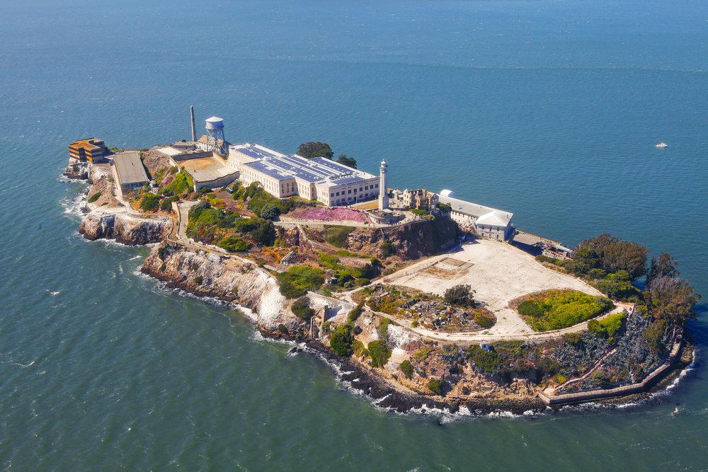 Alcatraz Island - The most famous prison in the world