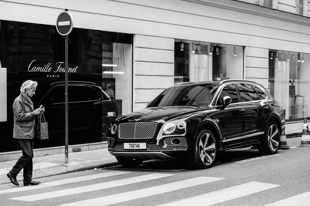 The Bentley Bentayaga is by far the most powerful SUV ever made.