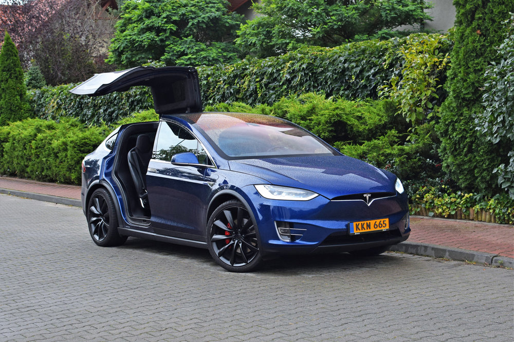 The Model X has more power than any other SUV -