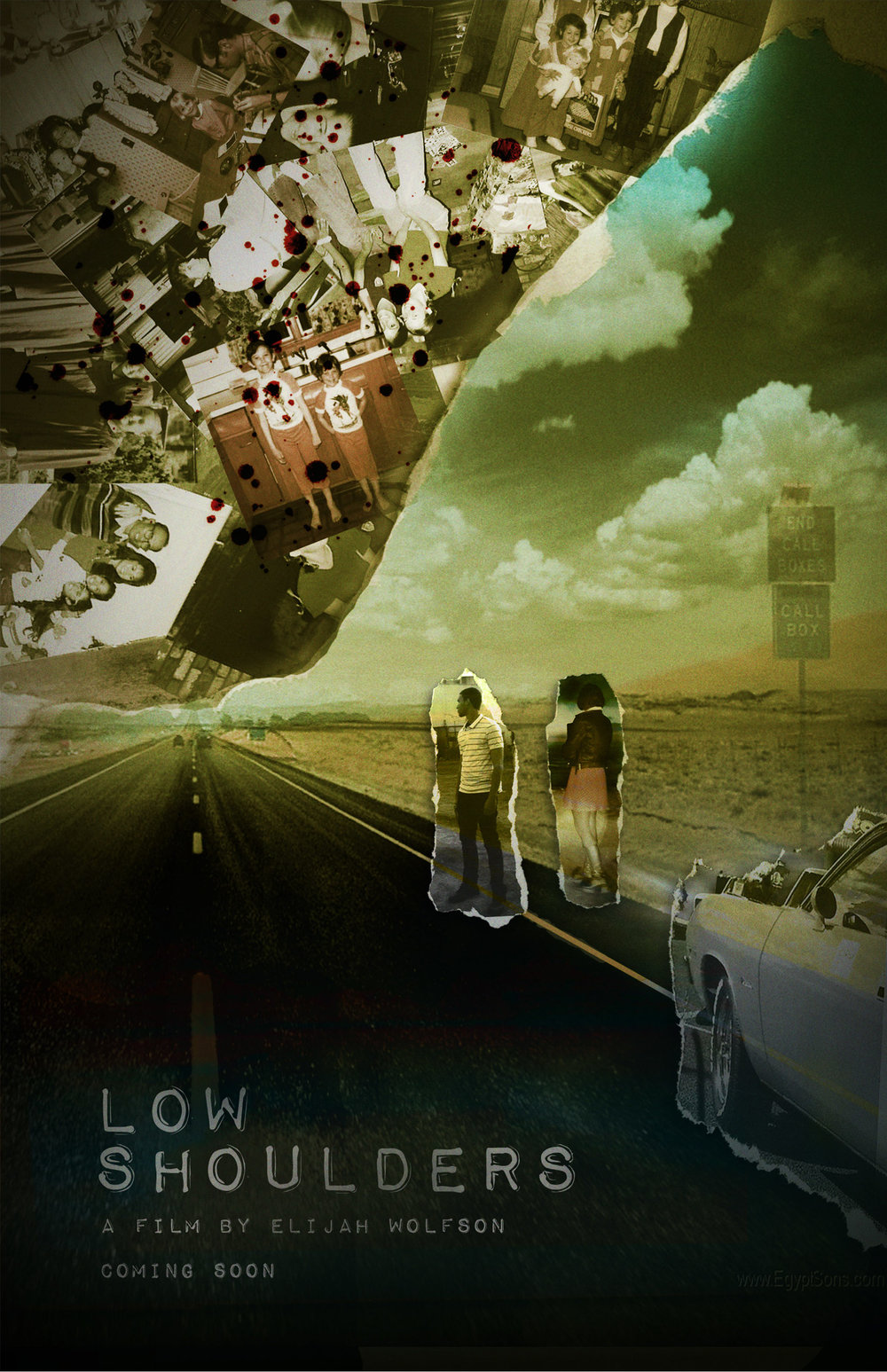 Short film poster design