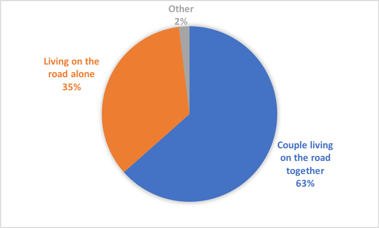 Overview of survey respondents