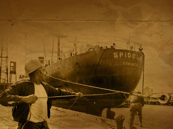 Working The Boats: Masters of the Craft - Working the Boats: Masters of the Craft, a six part documentary webisode, captures the golden years of Local 1329 of the I.L.A. (the International Longshoremen's Association) in the voices of those who built it and from the community they supported.