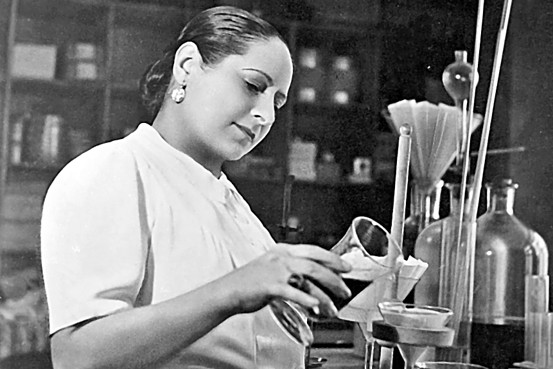 The Powder & The Glory - The Powder & the Glory, a 90-minute documentary narrated by Jane Alexander, tells the story of two of the first highly successful women entrepreneurs — Elizabeth Arden and Helena Rubinstein.