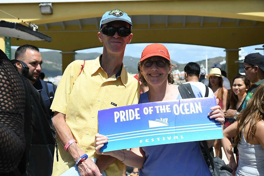 OUR PRIDE OF THE OCEAN FILM FESTIVAL -