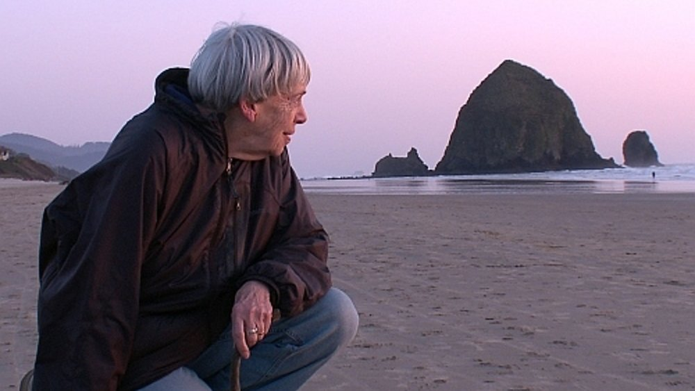 Worlds Of Ursula K. Le Guin - Worlds of Ursula K. Le Guin is the first feature documentary film about Ursula K. Le Guin, a singular writer who defiantly held her ground on the frontier of American letters until the sheer excellence of her work, at long last, forced the mainstream to embrace fantastic literature.