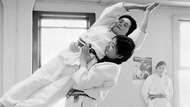 Mrs. Judo: Be Strong, Be Gentle, Be Beautiful -