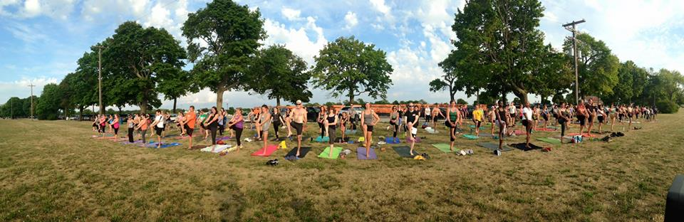 Photo credit: Bikes and Yoga Facebook page